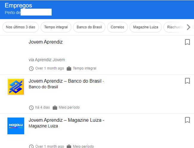 Principais instituições no Brasil que possuem Jovem Aprendiz