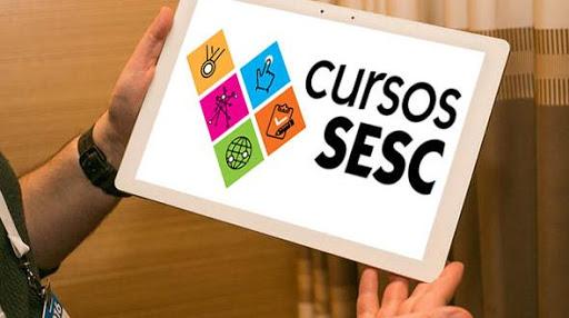 Como se inscrever no Sesc cursos gratuitos 2021?