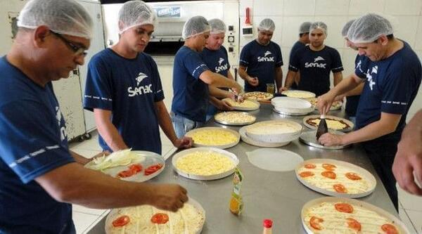 Curso Pizzaiolo 2021