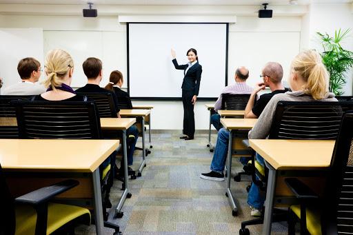 Inscrição cursos presenciais