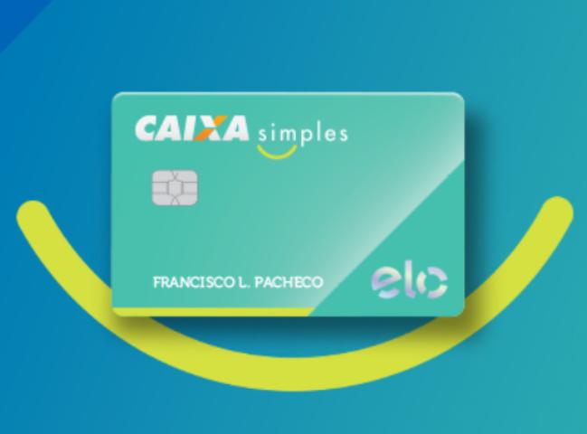 Novo cartão Caixa Econômica