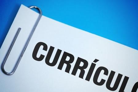 Currículo para processo seletivo aberto
