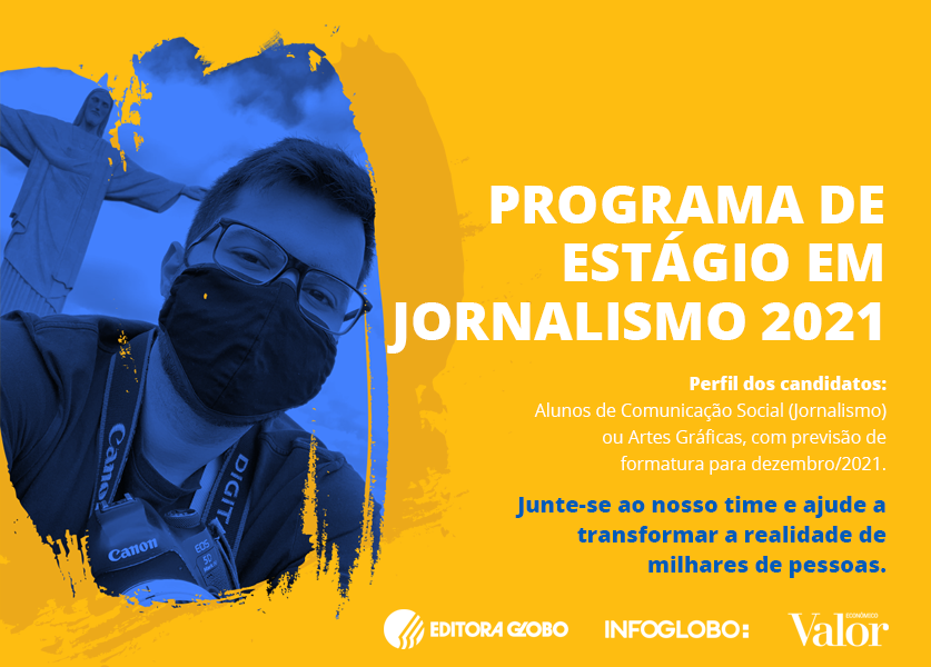 Programa de Estágio Globo 2021
