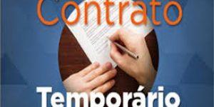 Entenda o contrato temporário