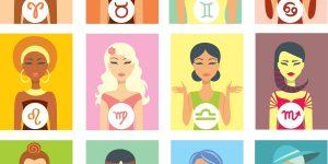 A mulher de cada signo
