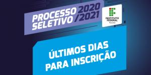 IFPR cursos 2021