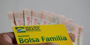 Novo valor do Bolsa Família